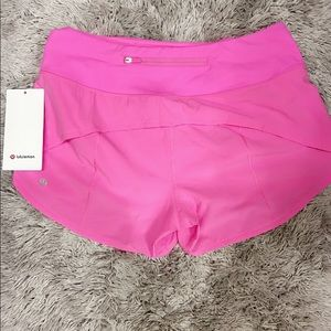 lululemon athletica Shorts - 🚫RETURNED🚫  Lululemon Speed Up Shorts- 8